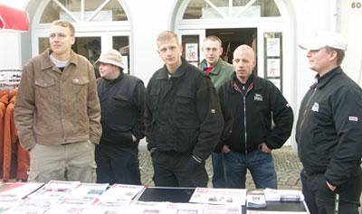 Fürstenberg, Schultz, Bormann, Wellhausen, Geroncy, Schüler