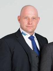 Fritjof Balz (hier noch mit BIW-Hemd)