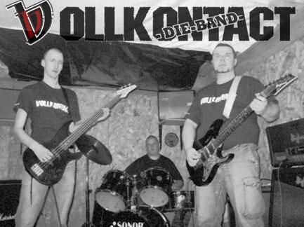 VollKontaCt mit Kuschela am Schlagzeug