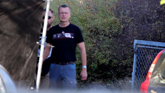 """Henrik Ostendorf auf dem """"Kampf der Nibelungen"""" in Ostritz 2018"""